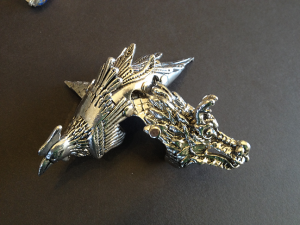 DragonPhoenixArmorRings